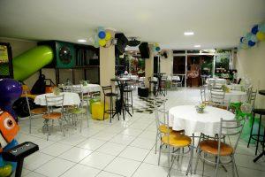 Salão Interno - Tagarelas Buffet